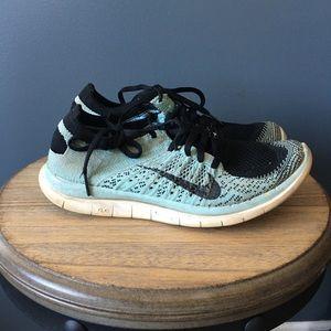 Nike free 4.0 flyknit sneaker 7